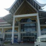 ラオス・ルアンパバーン空港でのSIMカード購入、両替、市内への移動方法