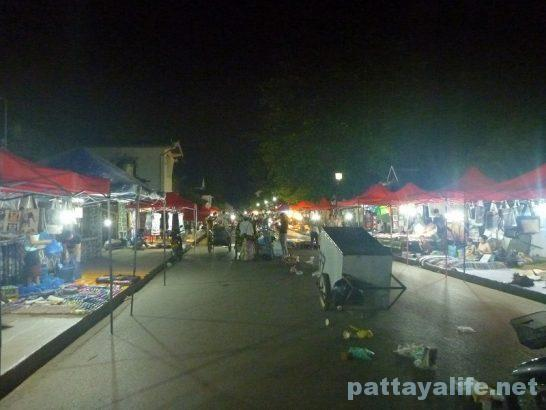Luangprabang night market