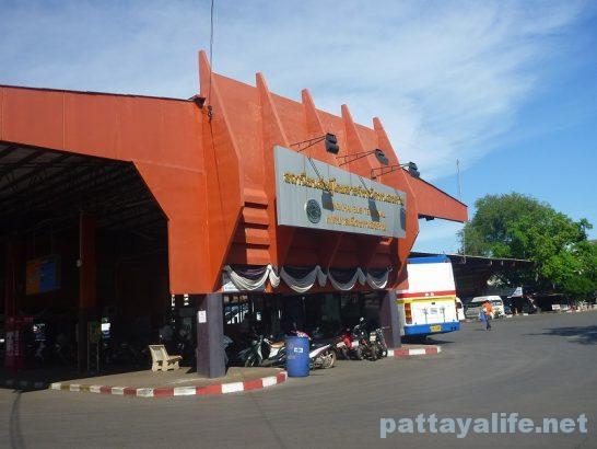 Nongkhai bus terminal