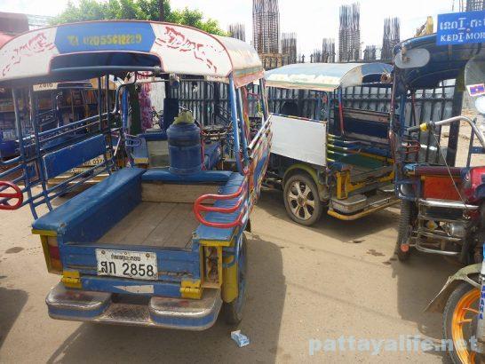 Tuktuk vientiane