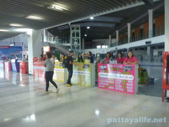 Utapao airport to Pattaya city (5)