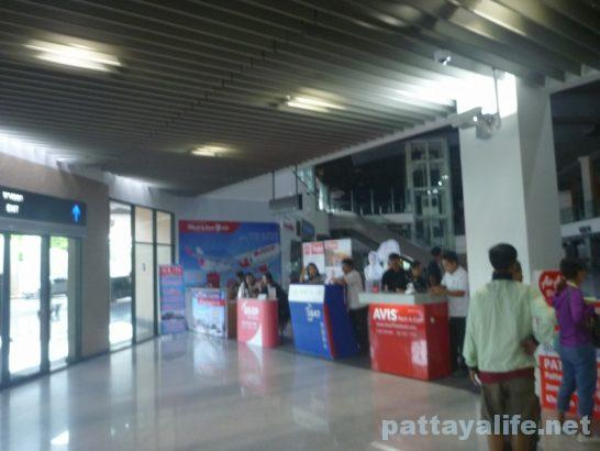 Utapao airport to Pattaya city (7)