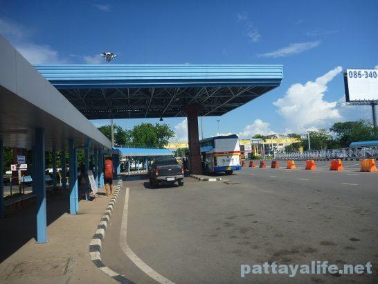 Vientiane to Thailand Bus (10)
