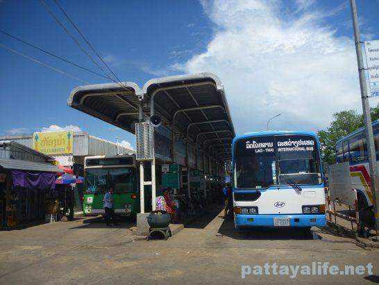 Vientiane to Thailand Bus (4)