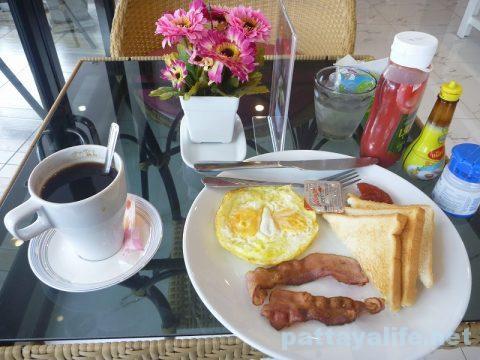 Pangpond cafeのブレックファースト (2)