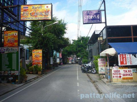 Pattaya soi3 ソイ3