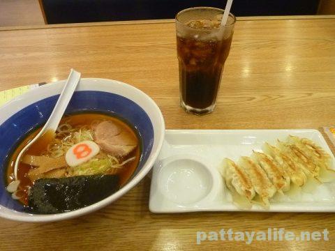 8番ラーメン餃子セット (5)
