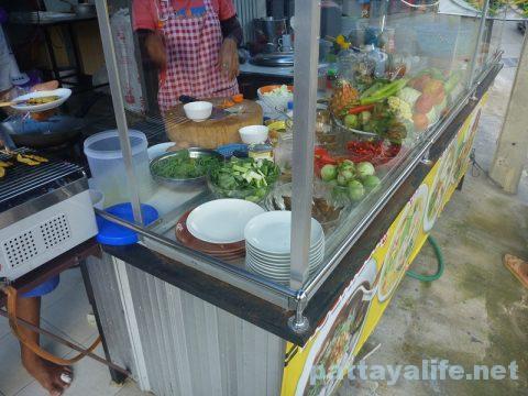 パタヤカンのサテ Satey Pattaya Klang (5)