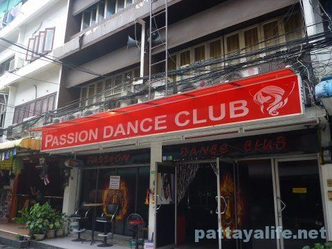 Soi6 Passion dance club ソイ6