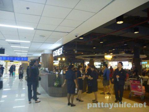 ドンムアン空港第2ターミナルフードコートMAGIC GARDEN (6)