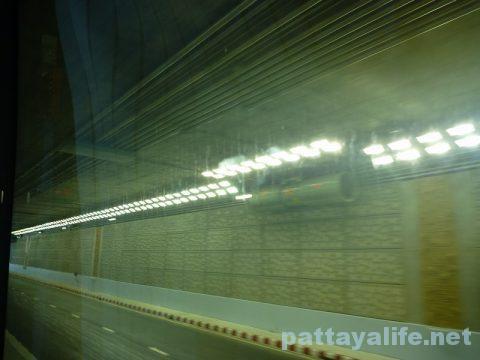 パタヤトンネル Pattaya Underpass (5)