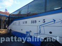パタヤからスワンナプーム空港経由ドンムアン空港行きバス乗り継ぎ (5)