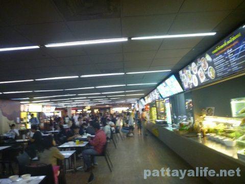 ドンムアン空港第2ターミナルフードコートMAGIC GARDEN (3)