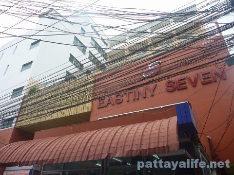 イースティニーセブン Eastiny seven hotel (2)