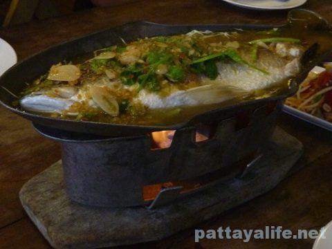 カオトムプラジャンバンの魚プラーサワイ (3)