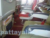 エアアジア座席変更 (2)