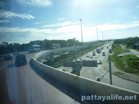 パタヤトンネル Pattaya Underpass (10)