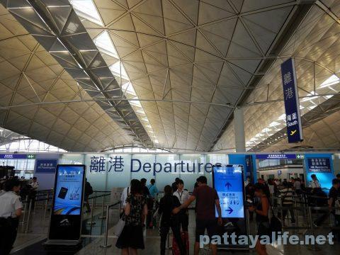 香港からクラーク空港アンヘレスへ (5)