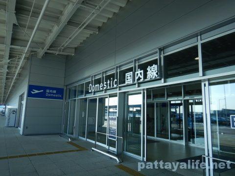関空第2ターミナルピーチ航空香港行き (4)