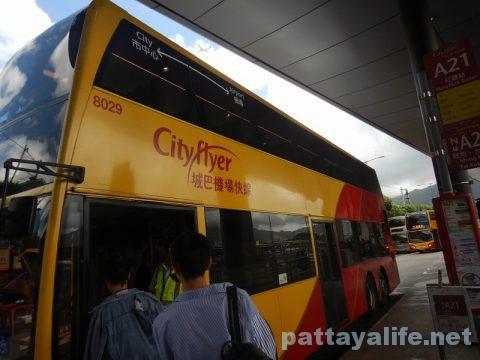 香港空港エアポートバスA21 (3)