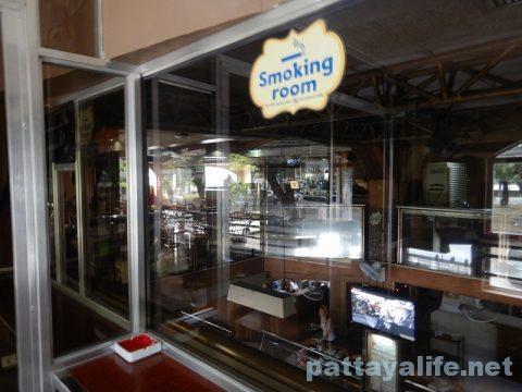 アンヘレスフィリーズ喫煙所