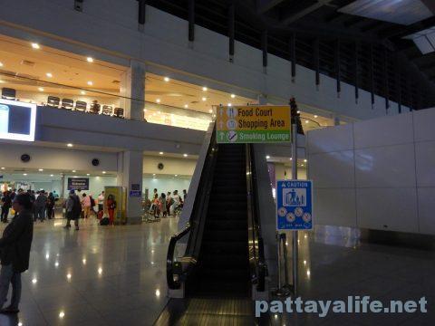 マニラからバンコクセブパシフィック航空搭乗 (4)