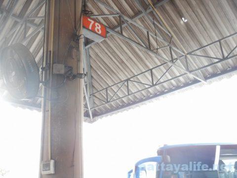 ドンムアン空港からパタヤへバス乗り継ぎ移動 (13)