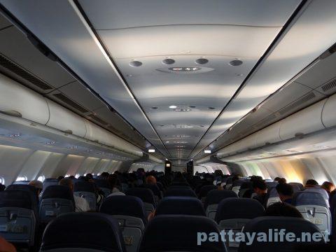 マニラからバンコクセブパシフィック航空搭乗 (21)