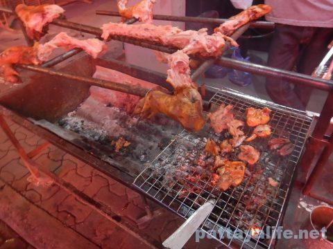 豚の丸焼きパーティフード