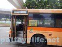 ドンムアン空港からパタヤへバス乗り継ぎ移動 (3)