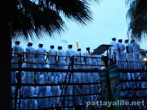 アセアン50周年パタヤビーチパレード (24)