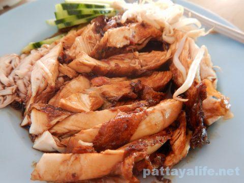 ペナン島海南鶏飯カオマンガイPAKHOK (2)