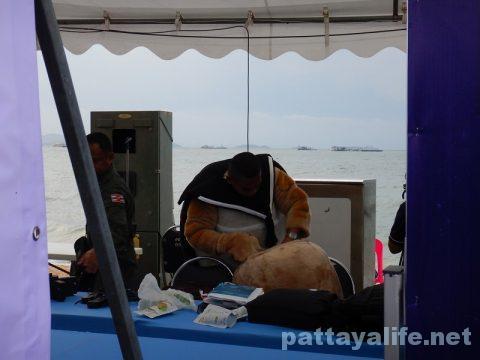 アセアン50周年パタヤビーチパレード (16)