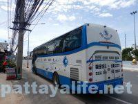 スワンナプーム空港からパタヤへバス (15)