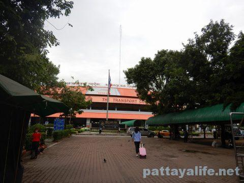 ドンムアン空港からパタヤへバス乗り継ぎ移動 (5)