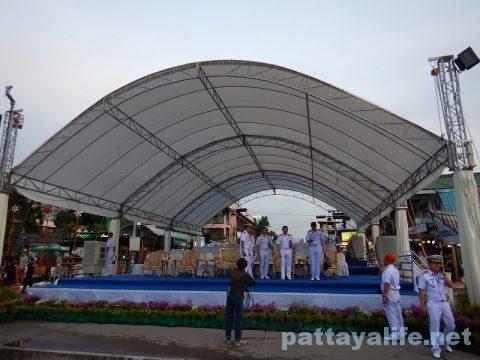 アセアン50周年パタヤビーチパレード (19)