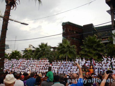 アセアン50周年パタヤビーチパレード (2)