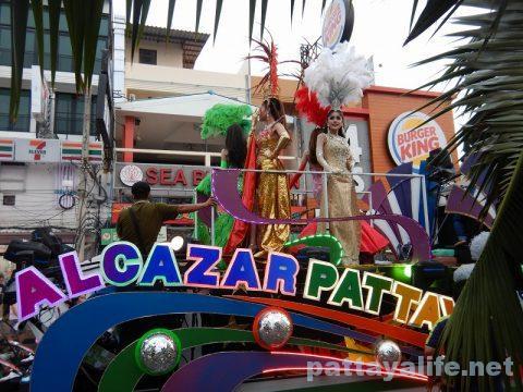 アセアン50周年パタヤビーチパレード (11)