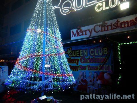 クイーンクラブクリスマス