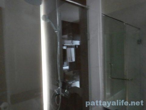 アクアホテルスーペリアルーム浴室