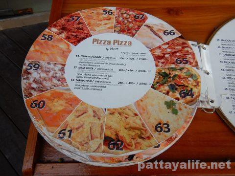 PIZZA PIZZA パタヤアベニュー (4)