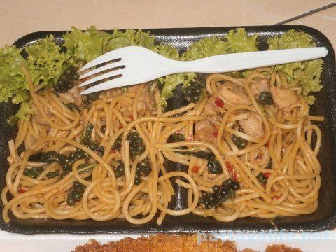 スパゲッティキーマオ (6)