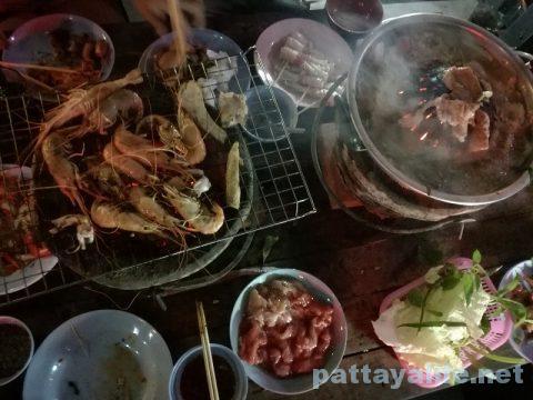 パタヤタイのシーフード食べ放題ムーガタ屋 (3)