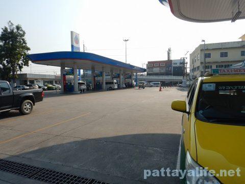 パタヤからドンムアン空港タクシー (2)