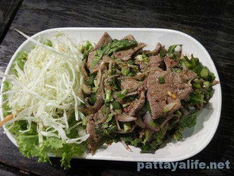 カオトムプラジャンバン料理ヤムタップ