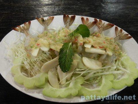 カオトムプラジャンバン料理クン