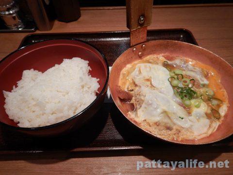 日本一時帰国食事 (4)