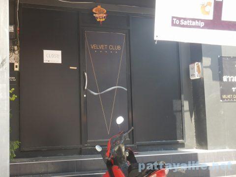 Velvet Club ベルベットクラブ閉店 (1)