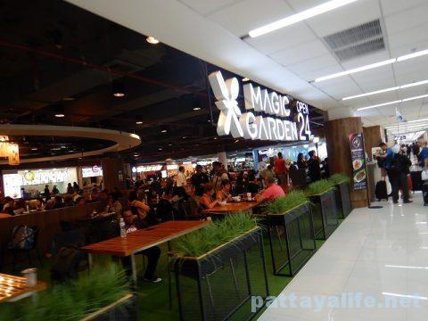 ドンムアン空港食事とコンビニ (5)