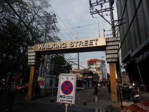 アンヘレスウォーキングストリート (1)
